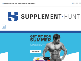 Supplement Hunt Coupons
