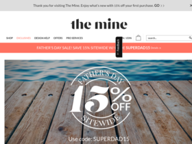 TheMine Coupons