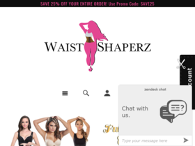 WaistShaperz Coupons