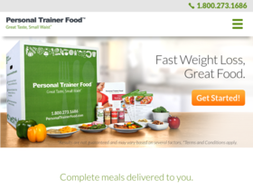 Personal Trainer Food Coupons