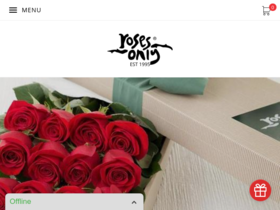 Roses Only Coupons