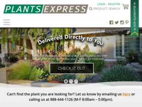 PlantsExpress Coupons
