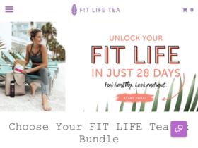 Fit Life Tea Coupons