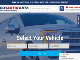 BuyAutoParts Coupons