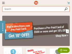 Big Ceramic Store Coupons