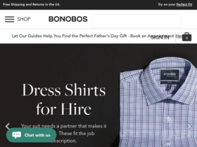 Bonobos Coupons