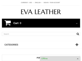 Eva Leather Coupons