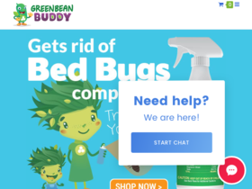 Green Bean Buddy Coupons