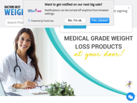 Doctor's Best Weight Loss Coupons