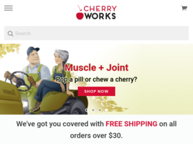 CherryWorks Coupons
