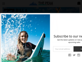 Skiers Peak Coupons