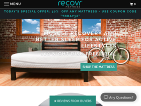 Recovr Mattress Coupons