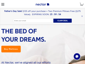 Nectar Mattress Coupons