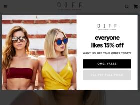 Diff Eyewear Coupons