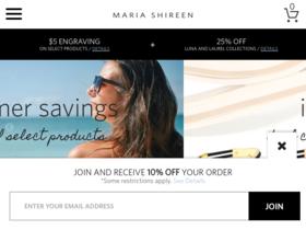 Maria Shireen Coupons
