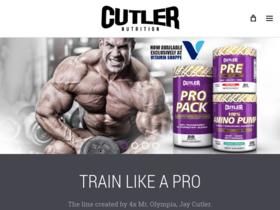 Cutler Nutrition Coupons