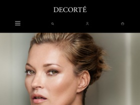 Decorte Cosmetics Coupons