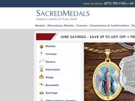 SacredMedals Coupons