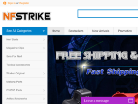 NFStrike Coupons