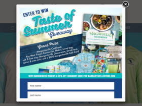 Margaritaville Store Coupons