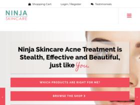 Ninja Skincare Coupons