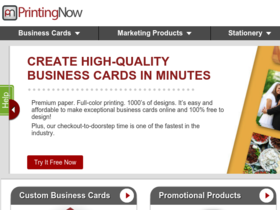 PrintingNow Coupons