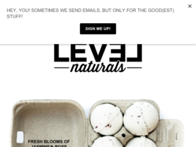 Level Naturals Coupons