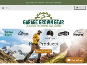 Garage Grown Gear Coupons