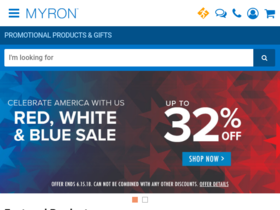 Myron Coupons