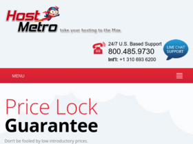 HostMetro Coupons