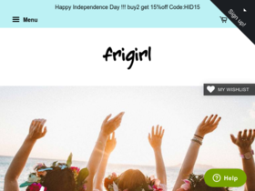 Frigirl Coupons