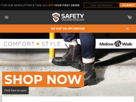 Safety Workwear Coupons