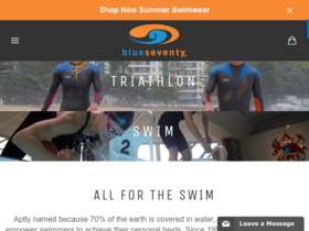 BlueSeventy Coupons