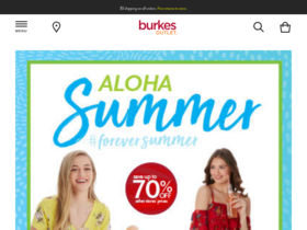 Burke's Outlet Coupons