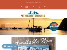 4TheOutdoors Coupons