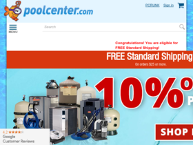 PoolCenter Coupons