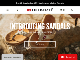 Oliberte Coupons