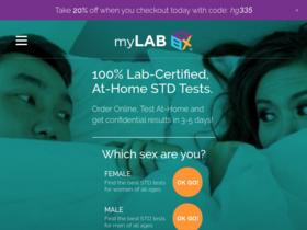 MyLab Box Coupons