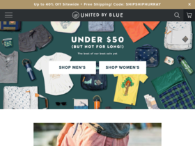 United By Blue Coupons