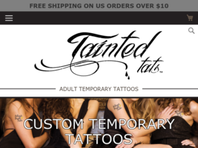 Tainted Tats Coupons