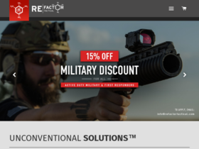 RE Factor Tactical Coupons