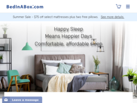 Bed In A Box Coupons