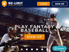 No Limit Fantasy Sports Coupons