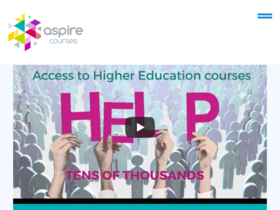 Aspire Courses Coupons