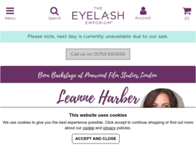 Eyelash Emporium Coupons