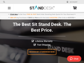 StandDesk Coupons