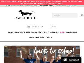 Scout Bags Coupons