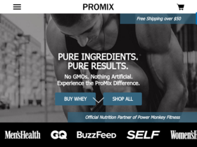 Promix Nutrition Coupons