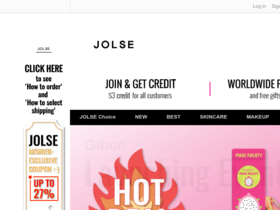 Jolse Coupons