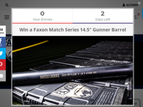 Faxon Firearms Coupons